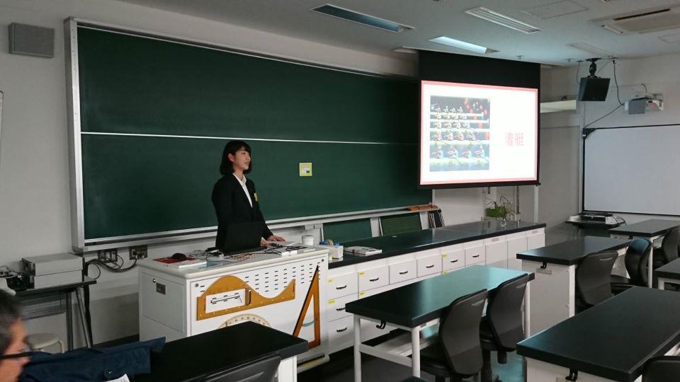 本庄高等学院の体育各部説明会に参加しました!